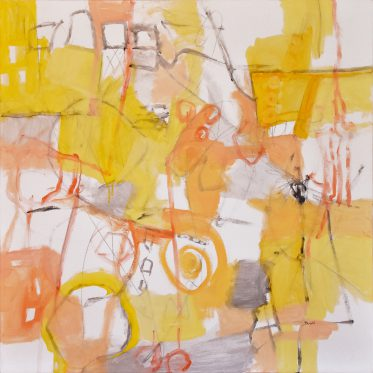"""Original Abstract Artwork by Dorate, """"Opportunity"""""""